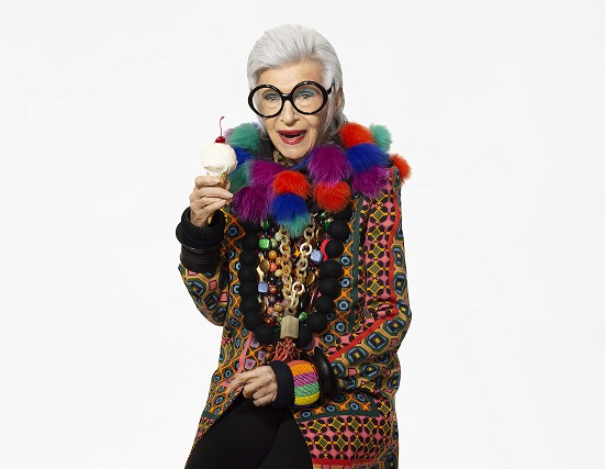 Style Secrets with Iris Apfel